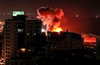 الاحتلال يستهدف موقعا للمقاومة شمال قطاع غزة