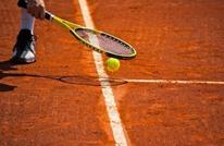 جلسة هادئة في نادي أساتذة التنس