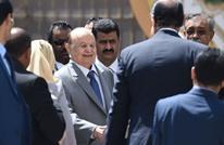 """مغادرة """"مفاجئة"""" للرئيس اليمني من الرياض للولايات المتحدة"""