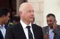 """تنديد فلسطيني بتصريح لغرينبلات يعتبر فيه إسرائيل """"ضحية"""""""