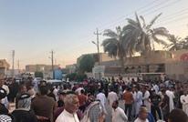 غضب بالبصرة خلال تشييع جثمان متظاهر قتله الأمن (شاهد)