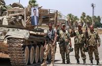 قصف للمعارضة يستهدف مناطق النظام بحلب السورية