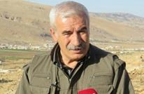 """لحظة قصف قائد بـ""""حزب العمال"""" بطائرة تركية بسنجار (شاهد)"""