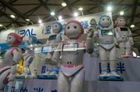 روبوتات يابانية لتعليم الأطفال اللغة الإنجليزية