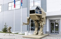"""""""كلاشينكوف"""" تكشف عن """"روبوت"""" ضخم.. ما عمله؟ (شاهد)"""