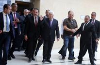 """وزير إسرائيلي يطالب بمنع عودة """"محمود عباس"""" إلى الضفة"""