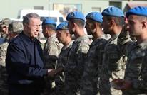 وزير الدفاع التركي يبحث التعاون العسكري في ليبيا