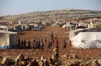 124 ألف سوري بشمال سوريا ينزحون خلال عيد الأضحى
