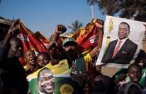 """لجنة الانتخابات في زيمبابوي تعلن فوز الرئيس """"مناغاغوا"""""""