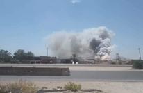 انفجار مستودعي ذخيرة للبيشمركة والحشد الشعبي (شاهد)