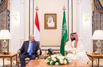 ابن سلمان يلتقي رئيس اليمن في منى على خلفية انقلاب عدن