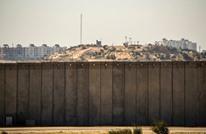 قوات الاحتلال تقرر بناء جدار جديد على الحدود مع غزة