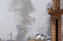 تحرير الشام تنشر صور قائد مقاتلة أسقطتها بريف إدلب (شاهد)