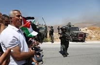 6 إصابات في قمع الاحتلال فعاليات ضد الضم بالضفة (شاهد)