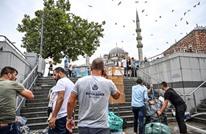 أمطار غزيرة وسيول تجتاح مدينة إسطنبول (شاهد)