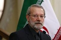 مسؤول إيراني: شفاء لاريجاني من كورونا وخروجه من الحجر