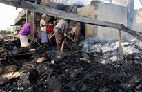 الحوثي: التحالف قتل 6 نساء و4 أطفال بغارة جوية