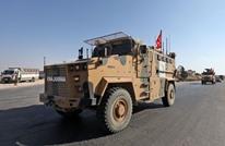 تسيير دوريات برية أمريكية-تركية شرقي الفرات بسوريا (شاهد)