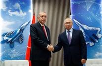 أردوغان لبوتين: لن نفي بالتزاماتنا بإدلب قبل وقف هجوم النظام
