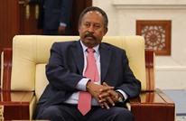 """حمدوك يبحث مع وزير خارجية الإمارات """"التعاون المشترك"""""""