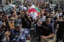 غزة تشيع شهداء الشرطة وسط مطالبات بكشف الجناة (شاهد)