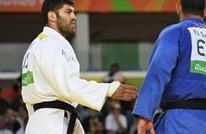 لاعب جودو مصري يرفض مصافحة نظيره الإسرائيلي
