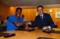 برشلونة يتعاقد مع الظهير الأيسر فيربو