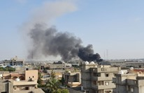 7 قتلى بقصف جنوب طرابلس.. والوفاق تتهم طيرانا إماراتيا