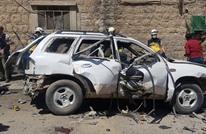 قتيل وجرحى بانفجار سيارة في مدينة الباب السورية (شاهد)