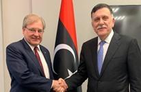 """سفير أمريكا بليبيا يصف تركيا بـ""""المنقذ"""" ويشيد بدورها (مقابلة)"""