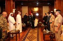 """متحدث باسم """"الوفاق"""": هذه نتائج زيارة وزيري دفاع تركيا وقطر"""