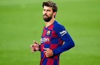 فريق إنجليزي يخطط لخطف بيكيه من برشلونة