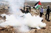 إصابات بمواجهات مع قوات الاحتلال بالضفة