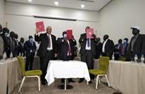 توقيع اتفاقيات سلام بين حكومة السودان والجبهة الثورية بجوبا