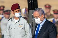 رئيس أركان جيش الاحتلال يضع خطة استعداد للجبهة الجنوبية
