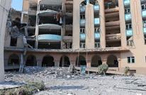 قصف الجامعة الإسلامية بغزة.. 6 سنوات على عدوان الاحتلال