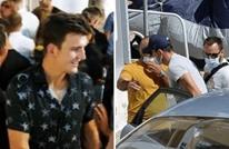 السلطات اليونانية تفرج عن قائد مانشستر يونايتد