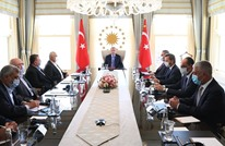 """واشنطن تعترض على لقاء أردوغان بقيادة """"حماس"""".. ورد تركي"""