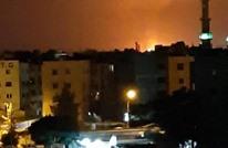 انفجار خط غاز يتسبب بانقطاع الكهرباء في كل سوريا (شاهد)
