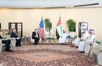 بومبيو: بحثت في الإمارات دعم وقف إطلاق النار بليبيا