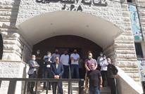 معهد الصحافة يدين توقيف حجاج ووقفة تضامنية بالأردن (شاهد)
