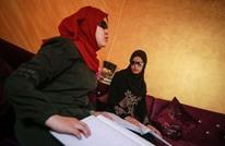 """الشقيقتان أبو شحمة.. نور البصيرة يتغلب على """"عتمة"""" البصر"""