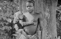 حديقة حيوان تعتذر بعد 114 عاما عن احتجاز صبي مع القرود (صور)