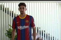 برشلونة يتلقى عرضا لبيع جوهرته البرتغالية
