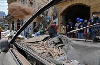 """""""عربي21"""" تتجول في شوارع بيروت المنكوبة (شاهد)"""