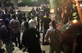 احتجاجات للمعلمين في الأردن واعتقالات واسعة (شاهد)
