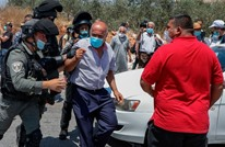 إطلاق نار قرب الحدود مع غزة واعتقالات بالضفة والقدس