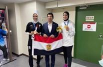 جدل يتجدد في مصر حول الحجاب مع ذهبية أولمبياد طوكيو