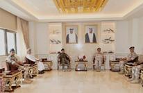 مباحثات لتعزيز العلاقات العسكرية بين الدوحة ومسقط