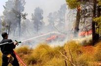 مصرع 25 عسكريا جزائريا جراء الحرائق.. وإنقاذ 100 شخص
